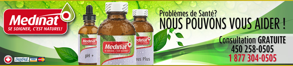 Medinat, produits naturels