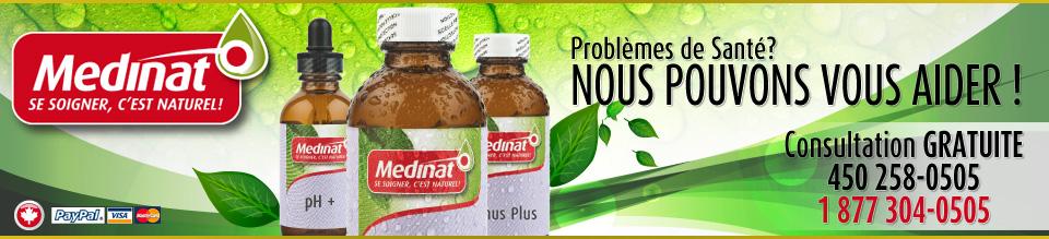 Medinat, produits naturels